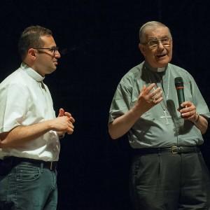 Don Rodrigo e Mons. Ravinale