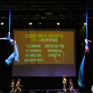 Scuola di Circo Chapitombolo