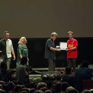 Il vincitore del Premio Gazzetta
