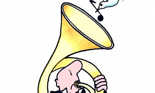 Il Maestro Guarene disegna Astimusica 23